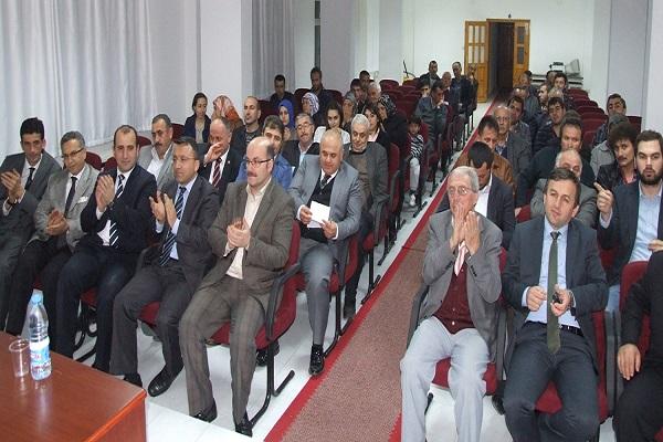Mart ayı ilçe danışma toplantısı yapıldı