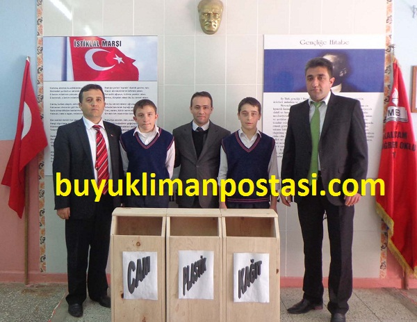 Kalınçam Köyü'nden Erzurum'a iki eser