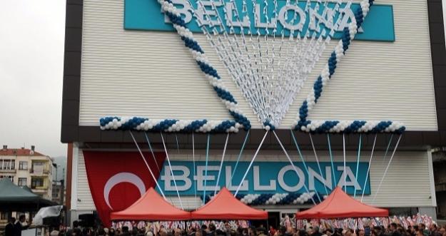 BELLONA MAĞAZASI BEŞİKDÜZÜ'NDE AÇILDI