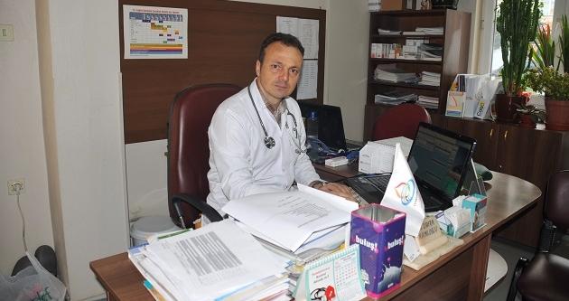 DR. KAMİLOĞLU, SICAKLARA KARŞI VATANDAŞLARI UYARDI