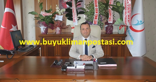 VAKFIKEBİR DEVLET HASTANESİ'NDE ŞOK İSTİFA
