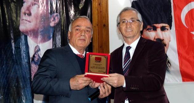 TONYA CHP'DE KARADENİZ GÜVEN TAZELEDİ