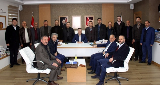 VAKFIKEBİR'DE YEREL YÖNETİMLER TOPLANTISI