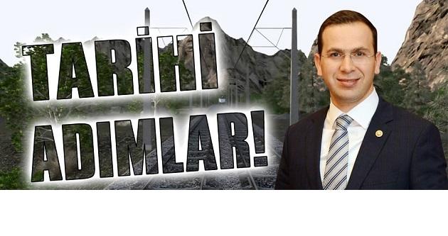 MEGA PROJE'DE TARİHİ ADIMLAR!