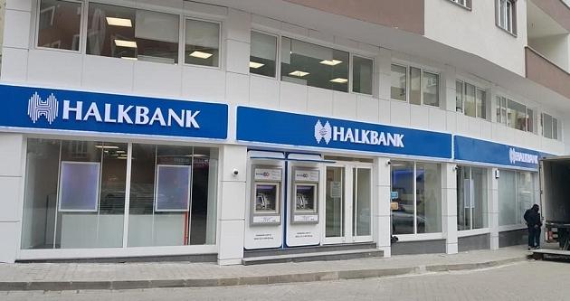TONYA HALK BANKASI'NA KAVUŞTU