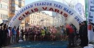 37İNCİ TRABZON ULUSLARARASI YARI MARATONU KOŞULDU