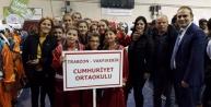 CUMHURİYET ORTAOKULU TÜRKİYE FİNALLERİNE GİDİYOR