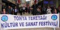 TONYADA FESTİVAL COŞKUSU