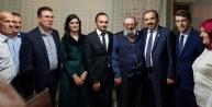 KOMİSYON BAŞKANI#039;NDAN İLK YÜZÜK