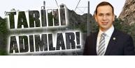 MEGA PROJEDE TARİHİ ADIMLAR!