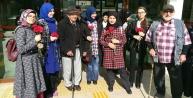 BEŞİKDÜZÜ İMAM HATİP ORTAOKULU#039;NDAN ANLAMLI ZİYARET