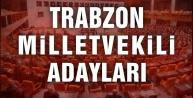MİLLETVEKİLLERİ TRABZON ADAYLARI
