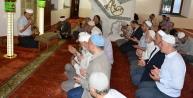 SABAH NAMAZI BULUŞMASINDA ŞEHİTLERİMİZ İÇİN KUR#039;AN-I KERİM OKUNDU DUÂLAR EDİLDİ