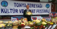 TONYA TEREYAĞI FESTİVALİNE HAZIRLANIYOR