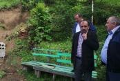 MİLLETVEKİLİ BALTA, VAKFIKEBİR'DE İNCELEMELERE DEVAM EDİYOR