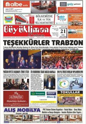 VAKFIKEBİR-Büyükliman Postası Gazetesi