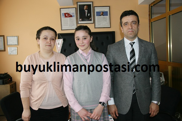 Türkiye finalinde Trabzon'u temsil edecek