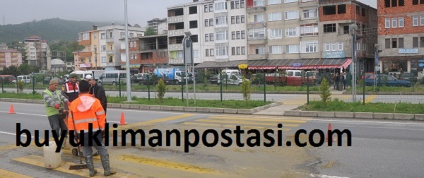 Yalıköy' lülerden karayollarına tepki