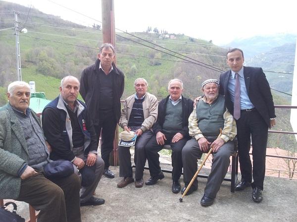 CHP Şalpazarı'nda iddialı