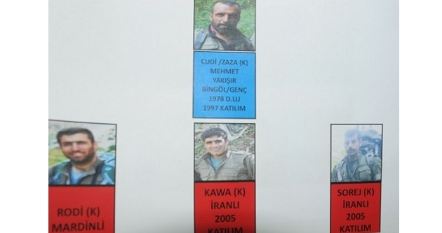 TERÖRİSTİ İHBAT ET '4 MİLYON TL.' PARA ÖDÜLÜNÜ SEN AL
