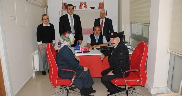 'EHLİYET VE PASAPORTU' ARTIK NÜFUS MÜDÜRLÜĞÜNÜ VERİYOR