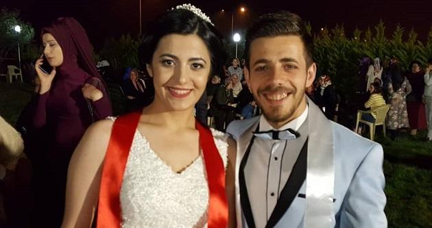 K.MARAŞ'DAN VAKFIKEBİR'E GELİN GELDİ