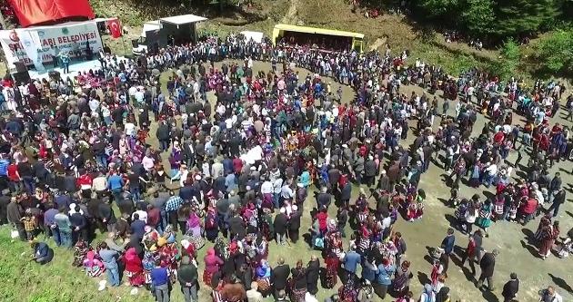 ŞALPAZARI ACISU HIDRELLEZ ŞENLİĞİ 6 MAYIS'TA YAPILACAK
