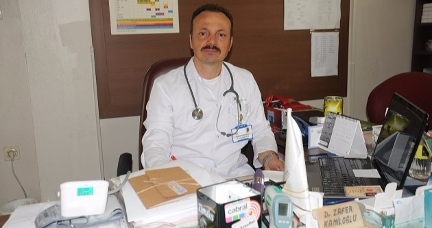 DR. KAMİLOĞLU; 'AMAN DİKKAT, KLİMA GÖZLERİNİZİ ÇARPMASIN'