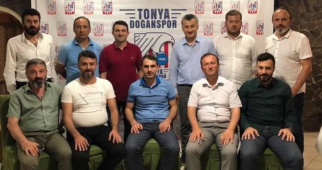 TONYADOĞANSPOR'UN HEDEFİ 3. LİG