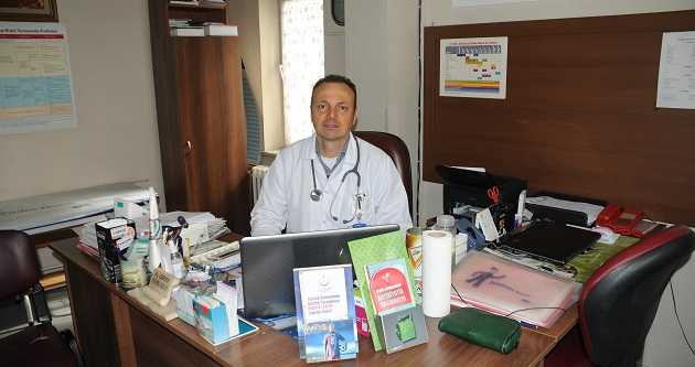 DR. KAMİLOĞLU, 'MEVSİM GEÇİŞLERİNDE SALGIN HASTALIKLARA DİKKAT'