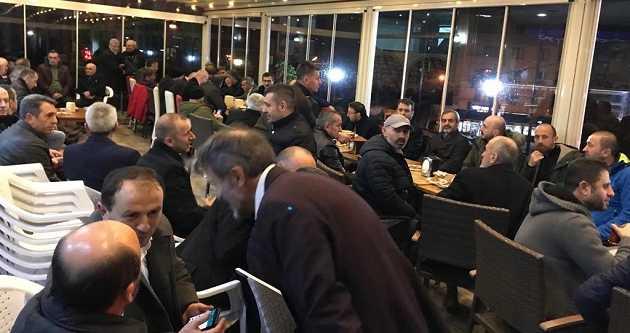 VAKFIKEBİR'LİLER TRABZON'DA BULUŞTU