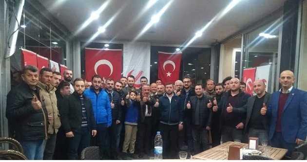 YENİDEN REFAH PARTİSİ İSTİŞARE TOPLANTISI YAPTI