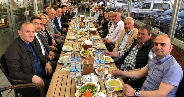 BÜYÜKLİMAN'LI ÜRETİCİLER GELENEKSEL DENİZBANK İFTARINDA BİRARAYA GELDİ
