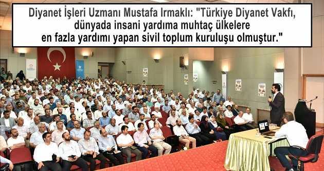 VEKALET YOLUYLA KURBAN ORGANİZASYONU TOPLANTISI DÜZENLENDİ