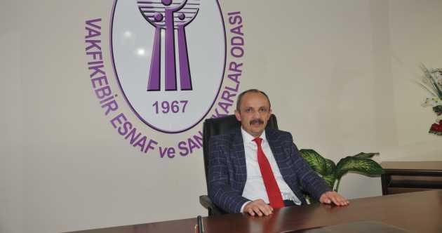 "BAŞKAN SAĞLAM, 'KORONA VİRÜSÜ ESNAFI DA VURDU"""