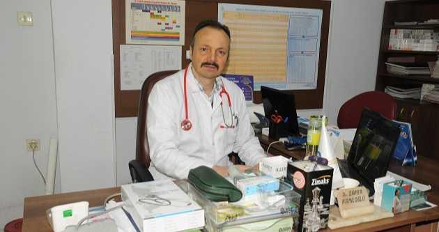 DR. KAMİLOĞLU'NDAN COVID-19 UYARISI