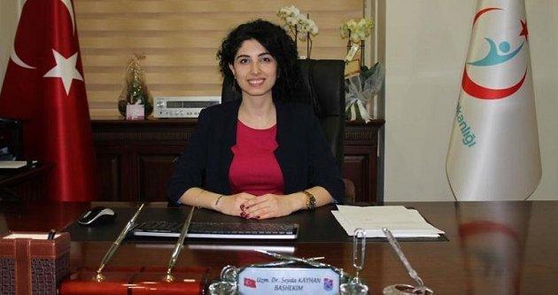 UZM. DR. KAYHAN'A YENİ GÖREV