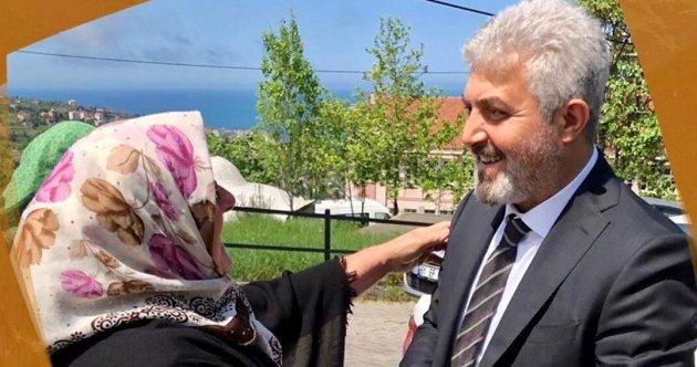 """Trabzon Milletvekili Dr. Adnan Günnar'dan 'Anneler Günü"""" Mesajı"""
