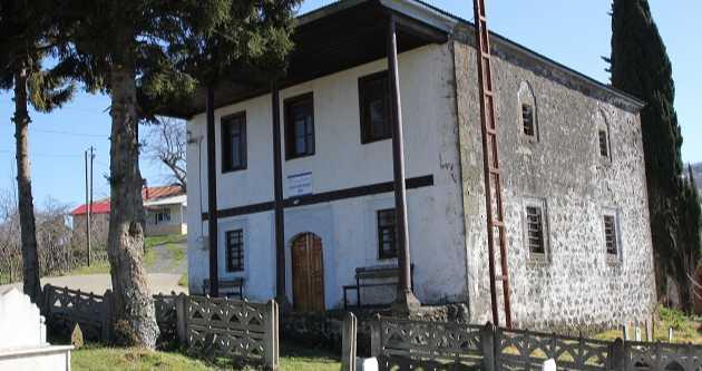 1860 YILINDA YAPILAN TARİHİ KANZULA CAMİİ DEVREDİLDİ