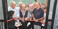 Üzümözü Merkez Camii yenilenerek dualarla ibadete açıldı