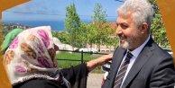 """Trabzon Milletvekili Dr. Adnan Günnardan Anneler Günü"""" Mesajı"""