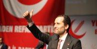 Fatih Erbakan#039;dan çarpıcı #039;Ayasofya#039; açıklaması