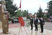 VAKFIKEBİR'DE GAZİLER GÜNÜ KUTLANDI